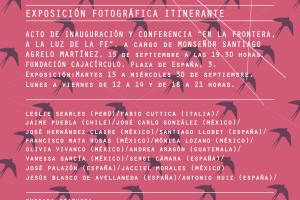 Somos migrantes la nueva exposición fotográfica de la Asociación Entreculturas
