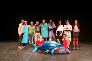 La Asociación Berbiquí presenta su cortometraje Enredadera
