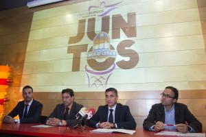 La Fundación Caja de Burgos y el Club Baloncesto Miraflores promueven la inclusión social en el ámbito del deporte