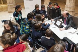 La Fundación Caja de Burgos renueva edición de Planea Emprendedores