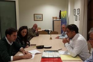 El PSOE apuesta porque el Centro de Peregrinos de Gamonal sea interpretativo del Camino
