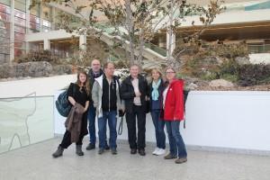 Medios alemanes especializados en turismo realizarán una visita completa al Sistema Atapuerca