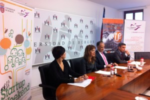 La UBU y la Fundación Caja de Burgos consolidan con su apoyo Startup Weekend Burgos