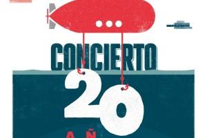 Concejalía de Juventud celebra sus 20 años con un concierto a beneficio de la Asociación Nuevo Futuro de Burgos