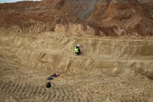 Se adelanta la llegada de la industria achelense al norte de Europa en cien mil años
