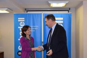 FAE firma un acuerdo con Banco Sabadell donde sus asociados contarán con ventajas financieras