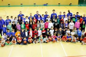En Navidad llega el XIII Campus Basket del Tizona