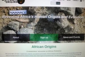 El Portal African Origins nuevo escaparate de investigación de los orígenes y la evolución humana en África