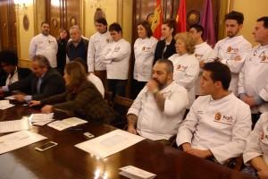 Una veintena de productores de Burgos Alimenta acude a la Cumbre de Madrid Fusión