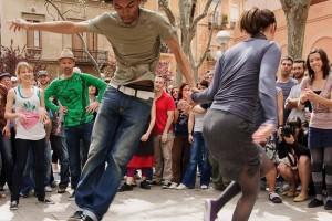 Este fin de semana Burgos baila al ritmo del SWING