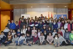 Doce cooperativas escolares de Planea Emprendedores registran sus estatutos en la Junta de Castilla y León