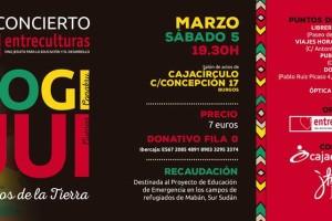 Preparada la XIII edición del Concierto Solidario de la ONG Entreculturas para este 2016