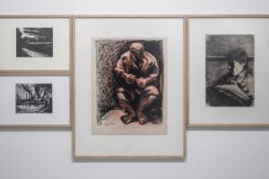 El CAB acoge hasta el 24 de abril la exposición 'La base y la potencia', del burgalés Francisco Ortega