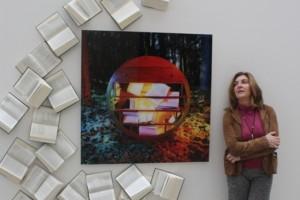 La artista madrileña Rosa Muñoz desvela el proceso creativo de las series fotográficas con una Masterclass