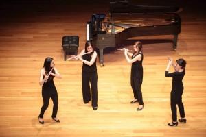 Mañana en el MEH la actuación de 'Cosmos Quartet' y 'Quartet Neuma'
