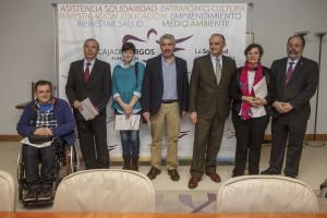 La Fundación Caja de Burgos destina 92.000 euros a ayudas a familias con necesidades urgentes