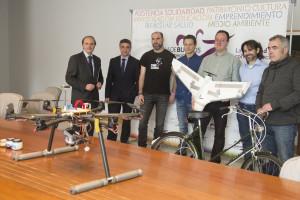 La Fundación Caja de Burgos refuerza con dos nuevos programas su apoyo al mundo empresarial