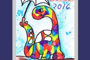 Bases del XIII Concurso de Postales del Museo de Dinosaurios año 2016
