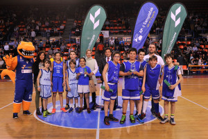 El Colegio Antonio Machado se hace con el I Torneo 3×3 Fundación Caja Rural / AP-1 Europistas