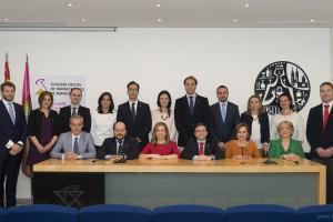 Conformada la nueva Junta de Gobierno del Colegio Oficial de Farmacéuticos de Burgos