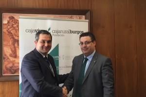 Fundación Caja Rural Burgos renueva su apoyo al Club Deportivo Aparejadores Rugby