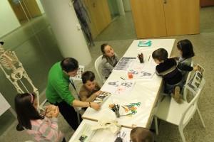 Este fin de semana en el MEH tres talleres vinculados al arte de la pintura y el dibujo