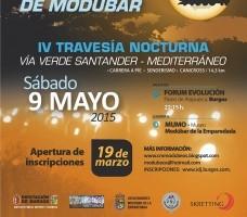 Mañana desde el Fórum Evolución y a las 22 horas comienza la V Nocturna de Modúbar