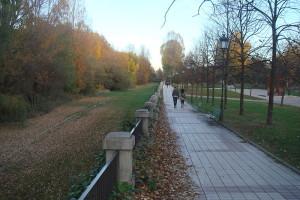 EL Alcalde de Burgos presenta el Proyecto de Mejora y Dinamización del Parque de la Quinta