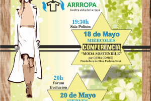 La campaña ARROPA de Cáritas Burgos realiza un desfile el viernes en el Fórum Evolución