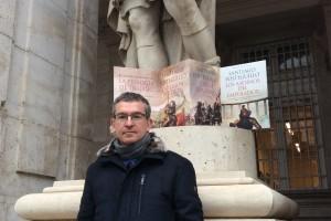 Mañana en el MEH Santiago Posteguillo presenta su último libro La Legión Perdida