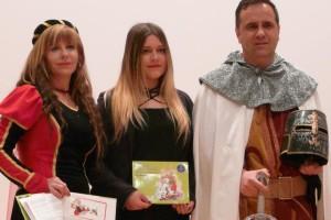 """En el Monasterio San Agustín se presentó el libro """"Burgos y sus pueblos entre cuentos volumen 3"""""""