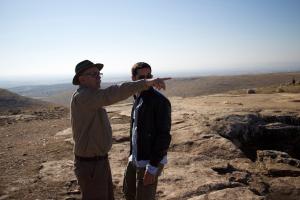 El MEH acoge mañana el estreno del documental 'En busca del futuro perdido', protagonizado por Eudald Carbonell y Luis Quevedo
