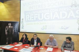 """La Fundación Caja de Burgos colabora con la Jornada de Interés Social """"Voluntariado con personas refugiadas"""""""