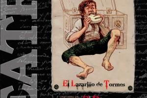 Se presenta la obra de teatro El Lazarillo de Tormes en beneficio de la Asociación de Hemofilia de Burgos
