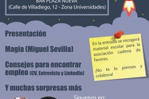 Los jóvenes de la Lanzadera Universitaria ayudarán a otras personas desempleadas a buscar trabajo