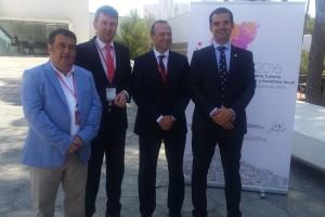 El 2017 Burgos será la sede del encuentro de Turismo de Reuniones y de la Asamblea de Spain Convention Bureau