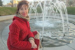 La periodista Elena García Quevedo presenta mañana en el MEH 'Voces sabias'