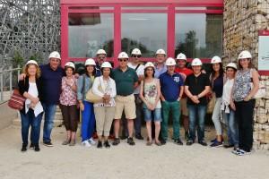La Fundación Atapuerca y Ausolan-Igmo renuevan su convenio de colaboración para favorecer la Campaña de Excavación