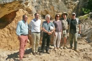 Balance de la campaña de excavaciones 2016 en los yacimientos de la sierra de Atapuerca