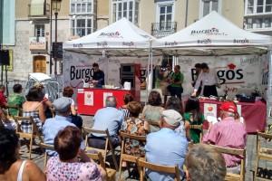 La Flora acoge este domingo la IV Fiesta Gastronómica de la Cereza de las Caderechas en Burgos