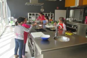 La Fundación Caja de Burgos renueva los contenidos de su Escuela de Cocina