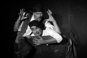 'Quijotadas', un espectáculo inspirado en la obra de Miguel de Cervantes, se podrá disfrutar mañana en el MEH
