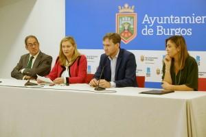 La Junta y el Ayuntamiento de Burgos acuerdan colaborar en la Pasarela de la Moda de Castilla y León, que será entre el 7 y el 9 de noviembre