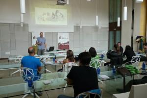 La Fundación Atapuerca forma a sus monitores desde la perspectiva de la educación de escolares