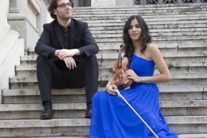 La Fundación Caja de Burgos presenta en Miranda de Ebro el ciclo de música clásica 'Jóvenes con talento'
