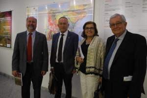 El CENIEH acoge la muestra de cartografía geológica más importante de España