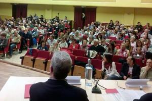 Cerca de 250 personas venidas de diversas Cáritas de Castilla y León celebran las XVI jornadas autonómicas de reflexión bajo el lema Cáritas entrañas de misericordia