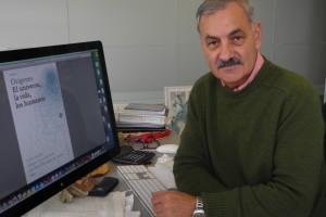 José Mª Bermúdez de Castro recibe uno de los premios de divulgación científica más importantes de España