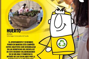 """El Ayuntamiento de Burgos pone en marcha la Campaña Escolar """"Dame la Lata"""""""