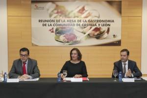 La Junta presenta el 'Programa de promoción nacional e internacional de turismo gastronómico de Castilla y León 2017-2018